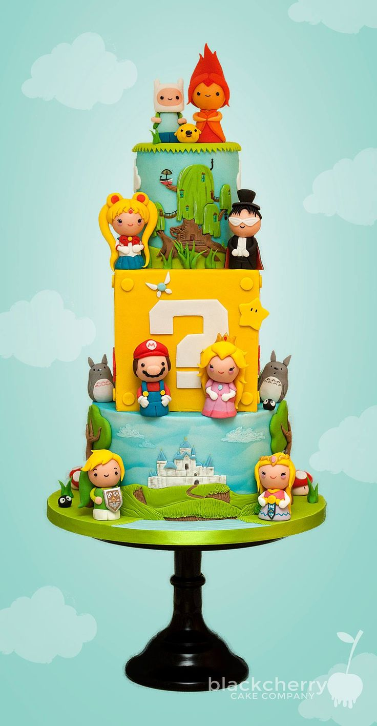 Little Cherry Cake Company (T-Cakes)