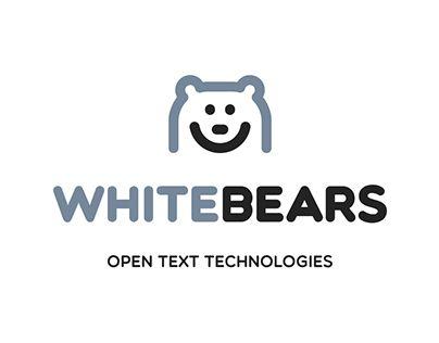 "@Behance portfolio: ""WhiteBears logo"" http://be.net/gallery/55307075/WhiteBears-logo"