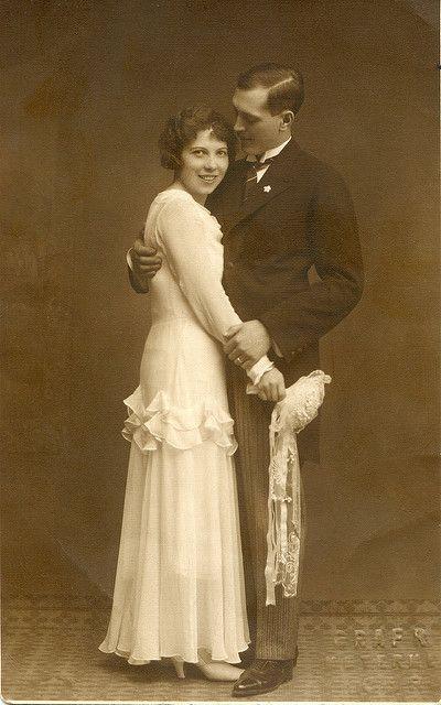 1931. Frisch verheiratet!