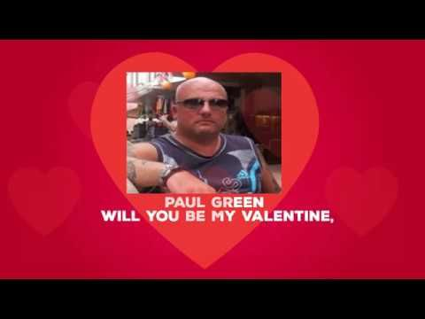 how to make a valentines card - how to make an online valentines card - YouTube