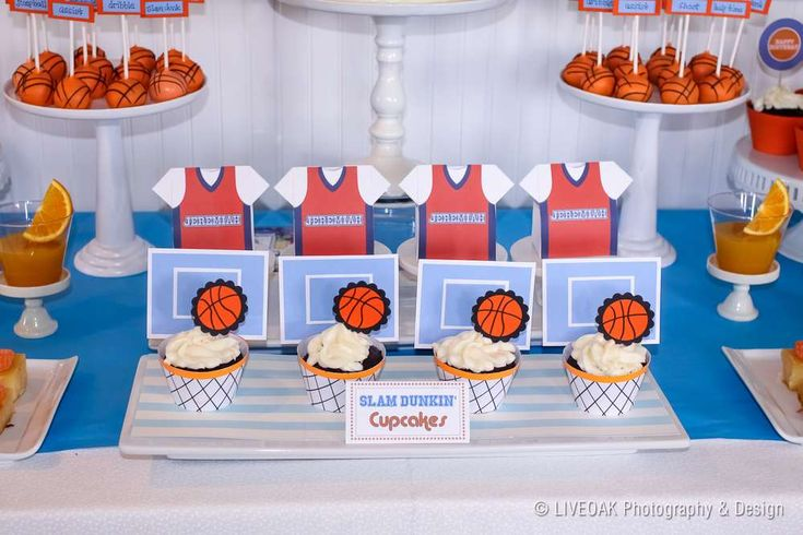 Basketball Birthday Party Ideas   Basketball Birthday Parties, Basketball  Birthday And Birthday Party Ideas