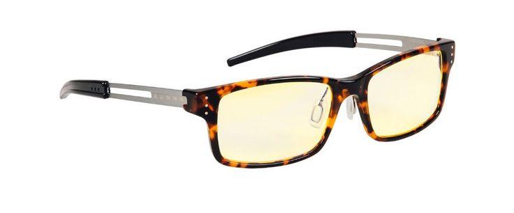 Gunnar Havok Tortoise Amber Indoor Digital Eyewear - New Model #GunnarOptiks