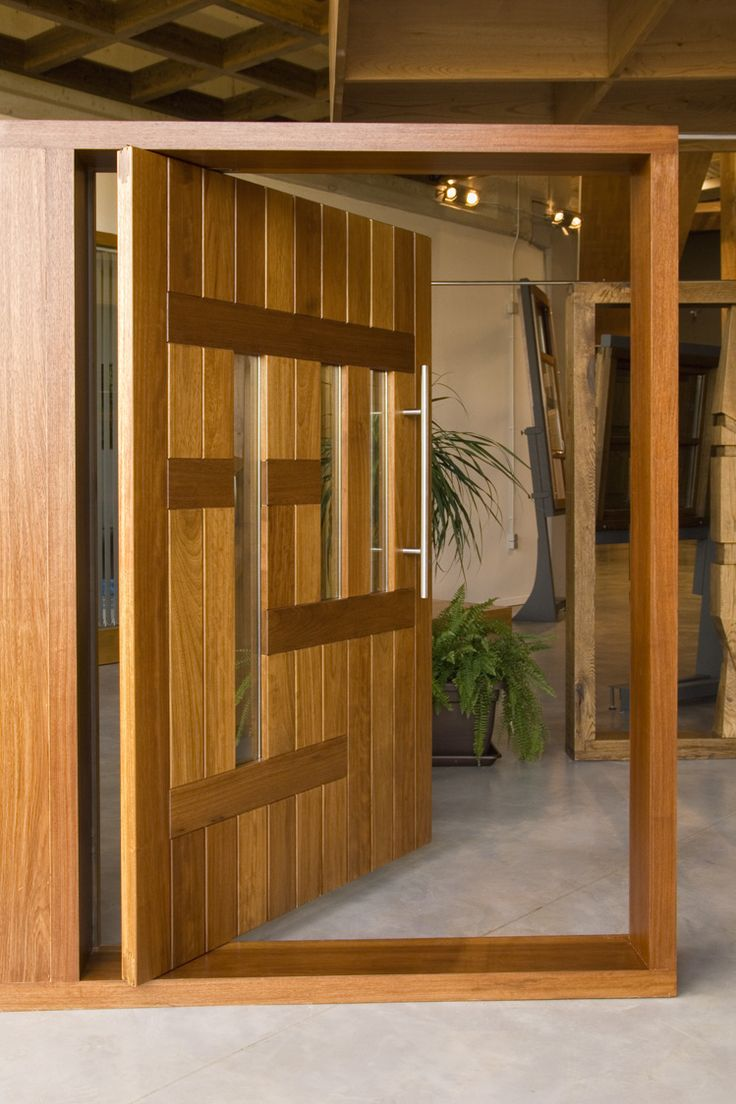 Cat logo de productos maderas unquera puertas - Puertas exteriores madera ...