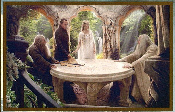 White Council: Unexpected Journey, Hobbit Movie, Things Middleearth, Ringsth Hobbit, The Hobbit, White Council, Dinners Parties, Middlearth, Middle Earth