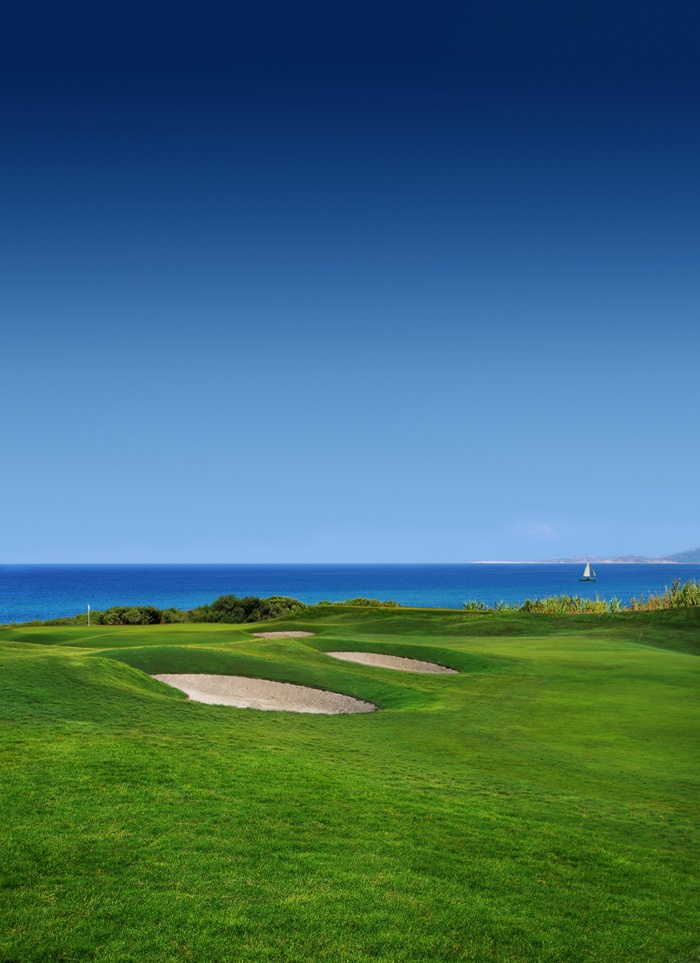 Costa Navarino, Greece GreAt golf in Messinia Peloponese