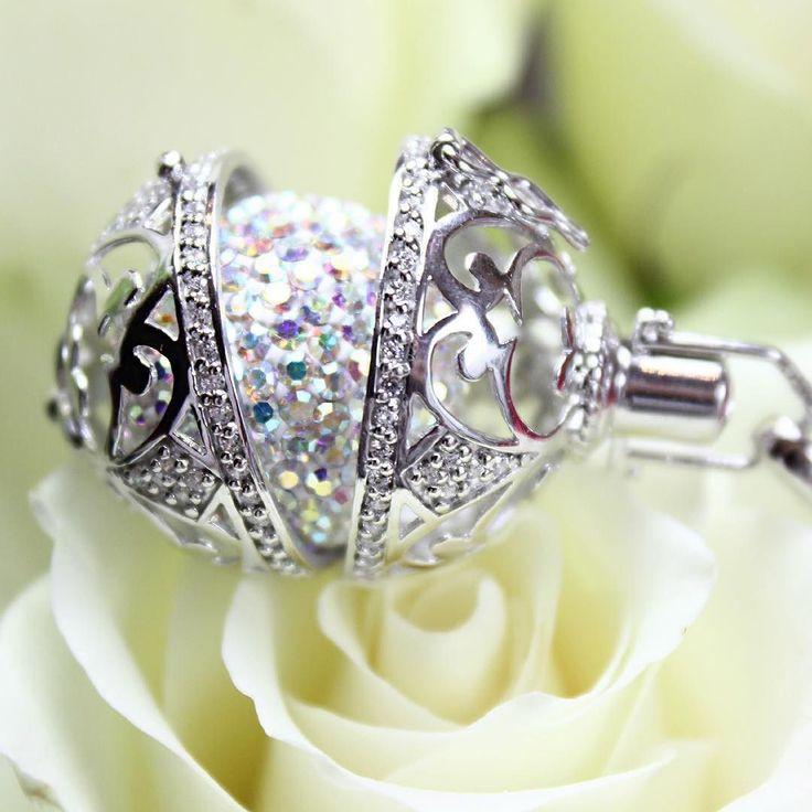 Shine bright! #Engelsrufer #Jewellery #Sparkle #Studded - Shop now for engelsrufer_uk_ireland > http://ift.tt/1Ja6lvu