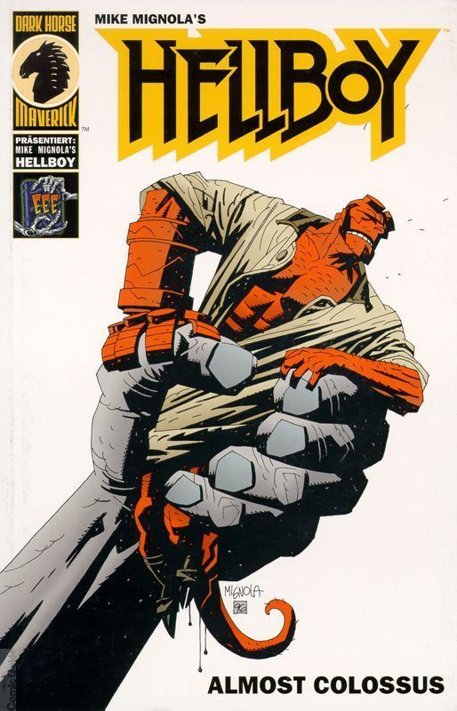 HELLBOY - Almost Colossus