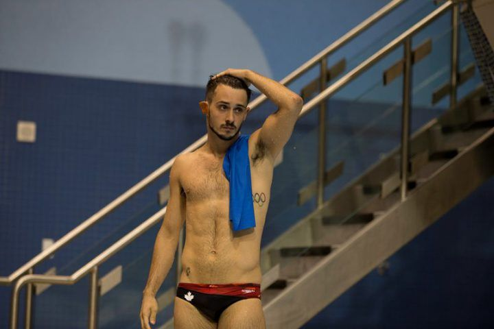 Pan Am Games: Canadian Philippe Gagne qualifies in diving Pan Am Games  #PanAmGames