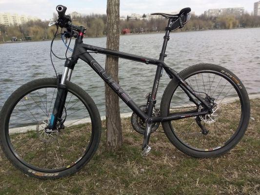 "Cube Ltd - cadru anodizat Ready for Race 18"" - 46 cm - Cele mai multe biciclete second hand. Bazar DirtBike.ro"