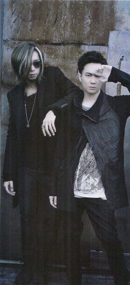 Yorke y Tatsu