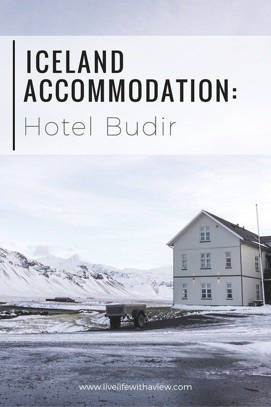 Iceland Accommodation An Evening At The Charming Hotel Budir