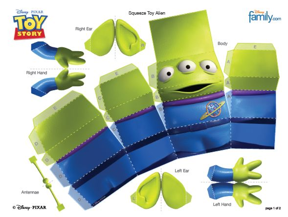Alien Toy Story http://a.family.go.com/images/cms/entertainment/Toy-Story-LGM-new-0410.pdf