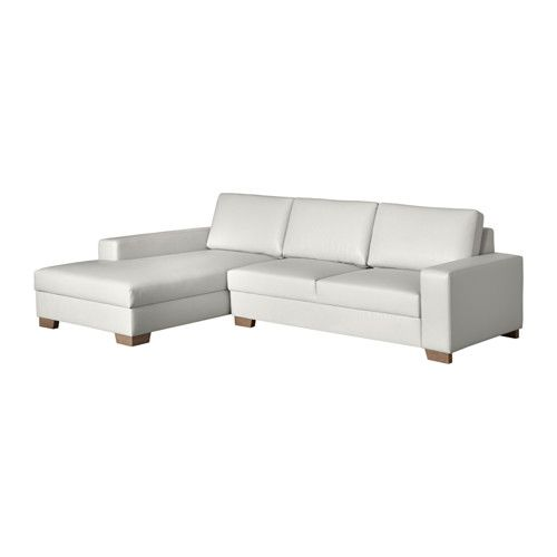 ikea s rvallen 2er sofa mit r camiere links verschiedene ma e und ausf hrungen stehen zur. Black Bedroom Furniture Sets. Home Design Ideas