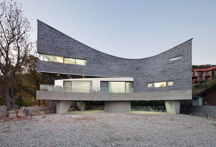 JOHO Architecture, Namgoong Sun · The Curving House · Divisare