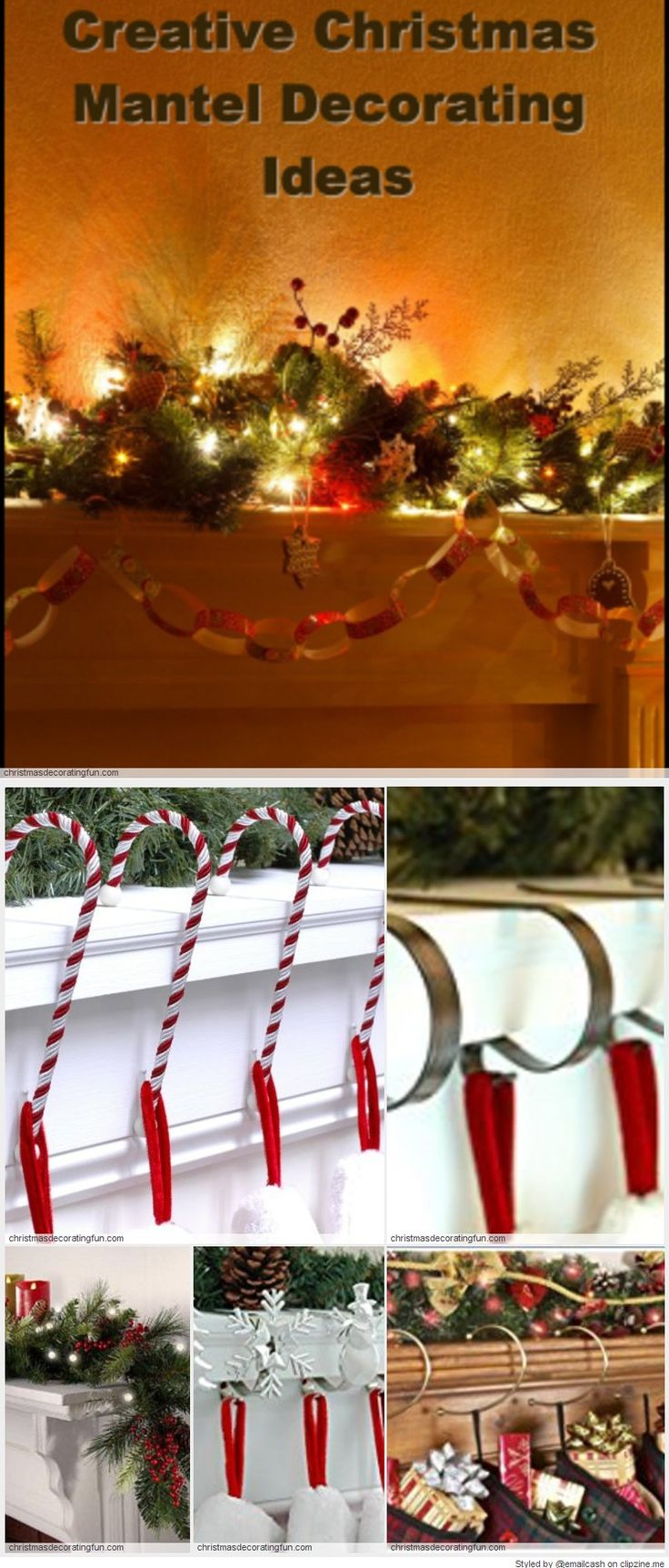 Stupell yorkie dog 3 panel decorative fireplace screen - Creative Christmas Mantel Decorating Ideas
