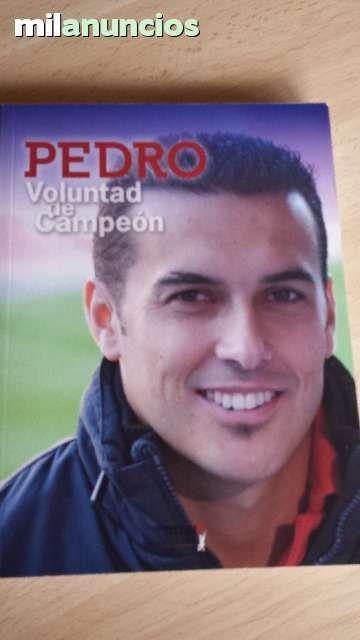 """Vendo libro """"Pedro Voluntad de Campeón"""". Anuncio y más fotos aquí: http://www.milanuncios.com/libros/pedro-volunta-de-campeon-140783566.htm"""