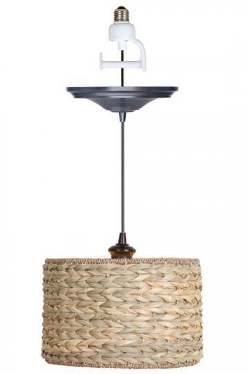 kisha instant pendant light conversion kit home decorators size 10 5. Black Bedroom Furniture Sets. Home Design Ideas