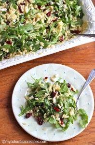 Simple Orzo Salad