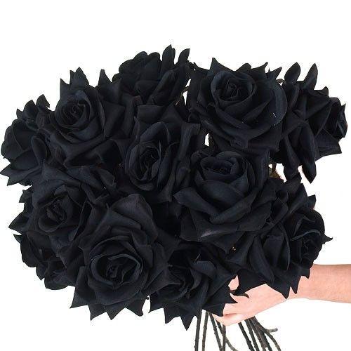 Ramo 12 Rosas Negras