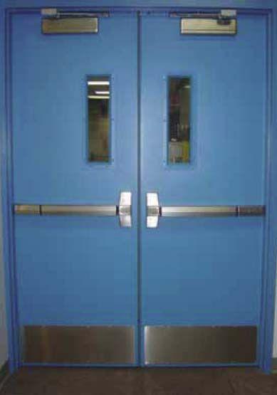 industrial double door - Google Search & 9 best Crash Bar Door images on Pinterest | Carrie Double doors and ...