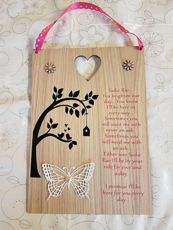 Check out this item in my Etsy shop https://www.etsy.com/uk/listing/596865885/personalised-christening-gift