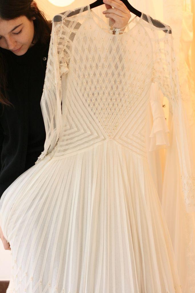 así son los vestidos de novia de teresa helbig | ropa | dresses with