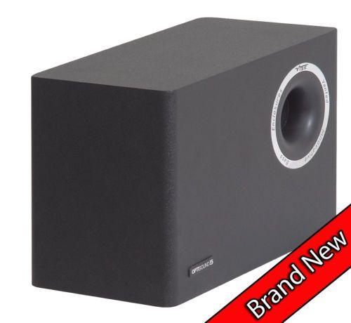 Vibe-Optisound-5-80-Watt-Compact-Subwoofer-Speaker-Audio-LED-LCD-TV-Gaming