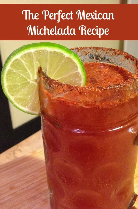 Try this spicy beer cocktail at your Halloween party or Dia de Los Muertos party! The best Mexican michelada recipe: http://www.everintransit.com/mexican-michelada-recipe/