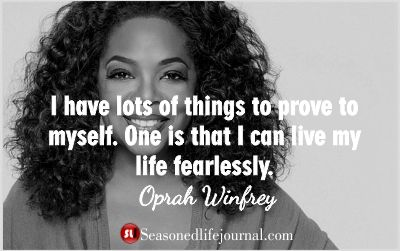 Oprah Winfrey quote on personal leadership | Quotes ...