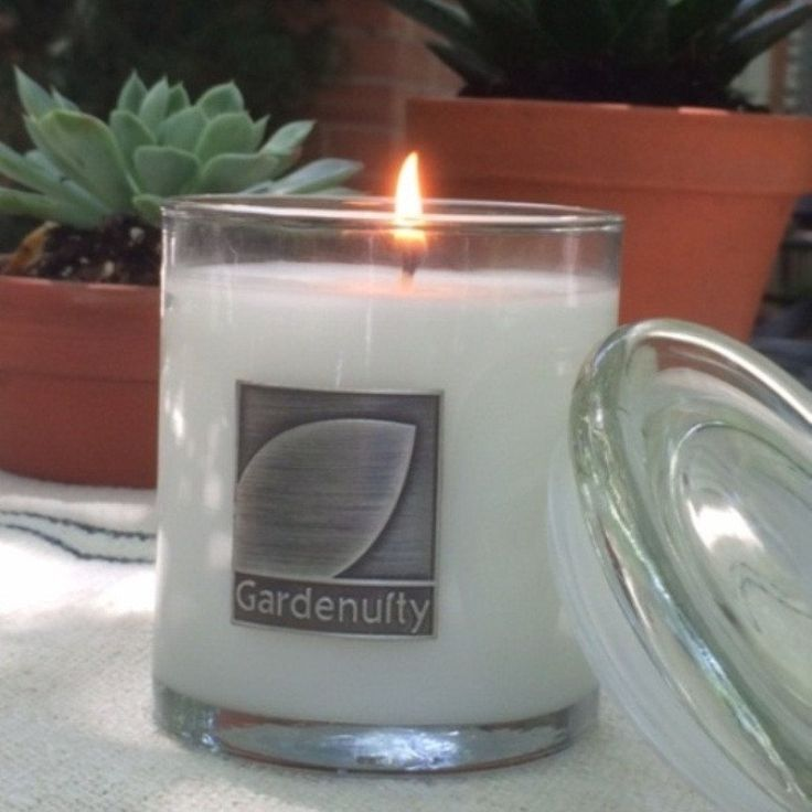 Gardenuity Mosquito Repellent Candle