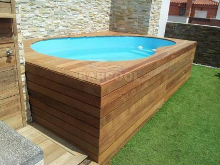 Mini Piscinas - MiniPiscina spa estanque prefabricada A-3