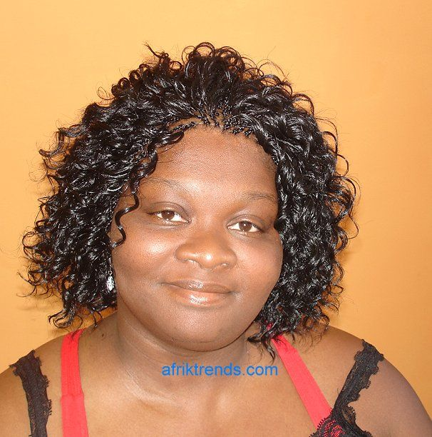 Crochet Hair Orlando : ... crochet braids Pinterest Invisible Braids, Curls and Braids
