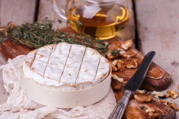 Brie au sirop d'érable