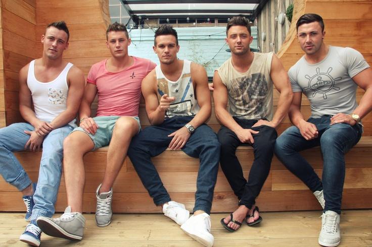 Geordie shore boys!