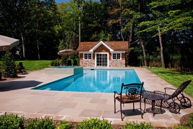 Fabulous Inground Pool Landscaping Ideas Inground Pool Landscaping Ideas Bee Home Plan Home Decoration Backyard Pool Landscaping Inground Pool Landscaping Pool Landscaping