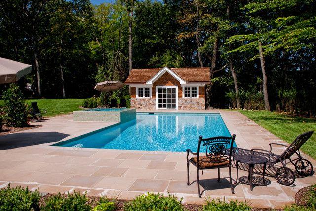 Fabulous Inground Pool Landscaping Ideas Inground Pool Landscaping
