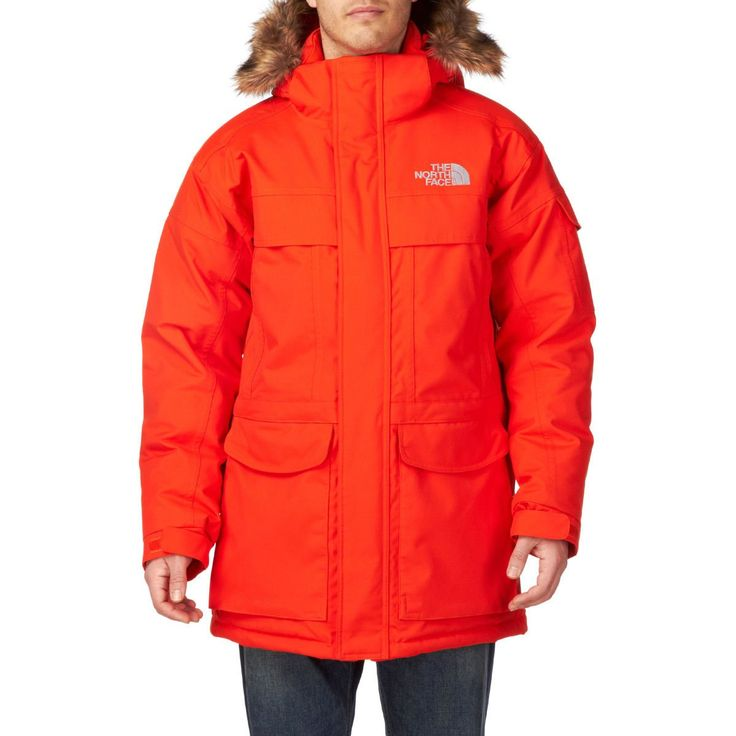 Canada Goose womens online store - The North Face Mcmurdo Parka Jacket - Spicy Orange: Amazon.co.uk ...