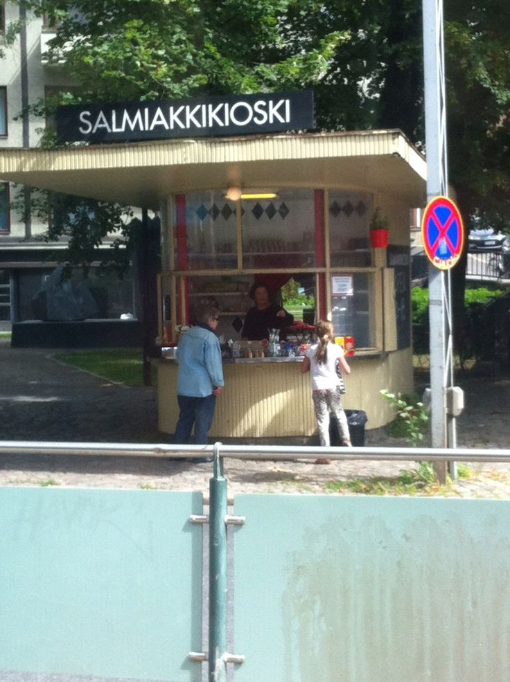 Salmiakkikioski, say no more!