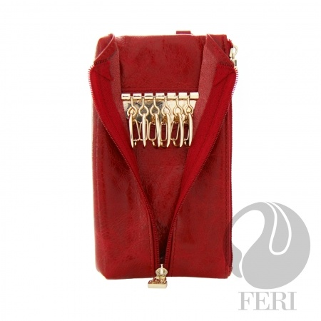 Inside of FERI CRIMSON WALLET    (click on pic to go to my website)