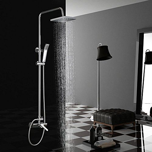 17 meilleures id es propos de pommeaux de douche sur for Colonne salle de bain vert pomme