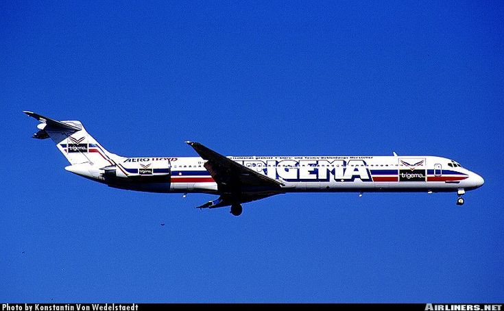 McDonnell Douglas MD-83 (DC-9-83) - Aero Lloyd | Aviation Photo #0062033 | Airliners.net