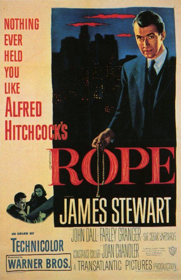 Rope (Alfred Hitchcock, 1948)