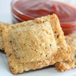 Breaded Toasted Ravioli