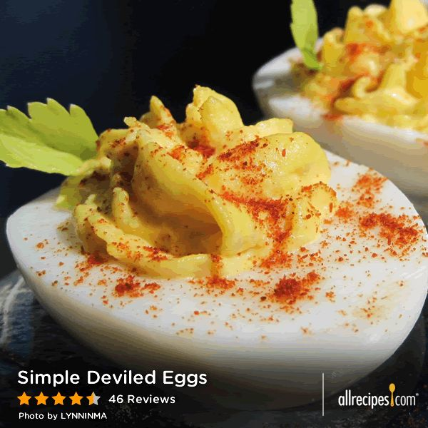 eggs on Pinterest | Deviled eggs, Chicken eggs and Deviled eggs recipe ...