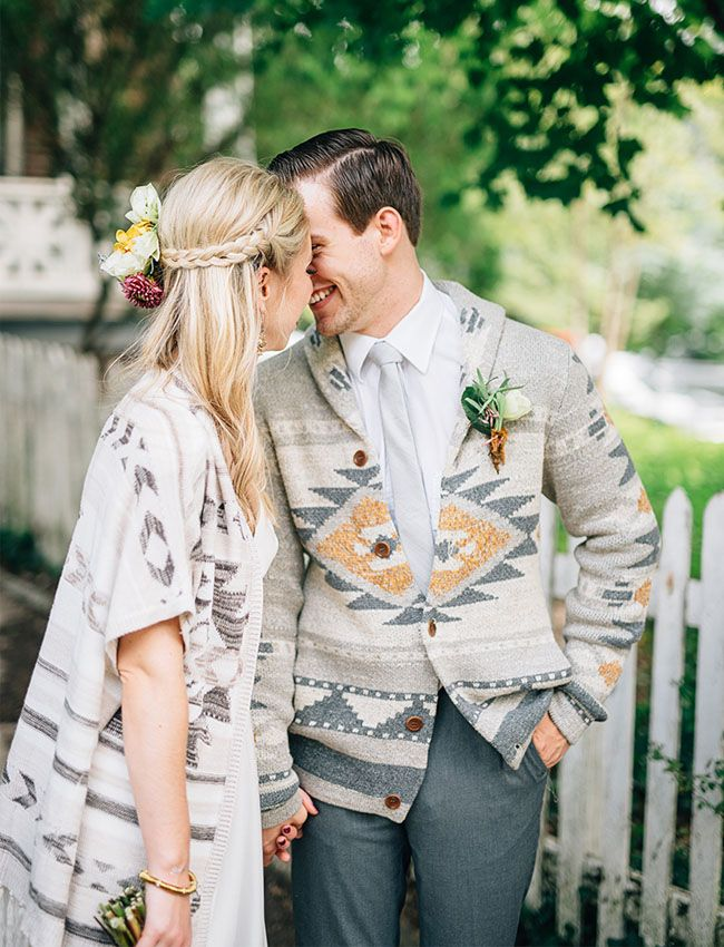 Fall Inspiration for the urban bohemian couple