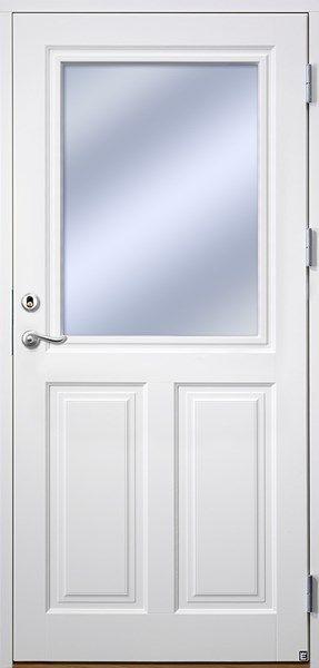 Ekstrands ytterdörr Ascot 300 G01. #Ekstrands #ytterdörr #ytterdörrar #dörr #dörrar #klassiskaytterdörrar #Ascot