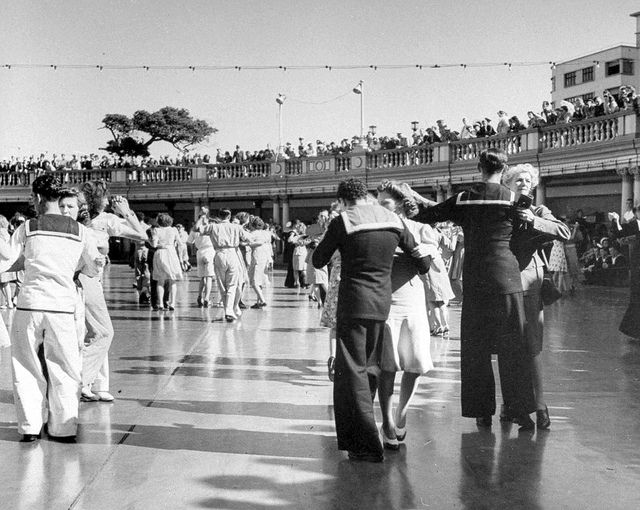Sailors Dancing in the Pavilon at Durban | Flickr - Photo Sharing!