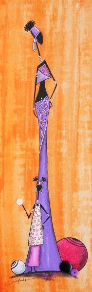 Pas de hic, juste un petit clic pour découvrir des petits personnages rastas aux couleurs toniques peints à l'acrylique. Alors bienvenue au pays des rastablos et bonne visite.