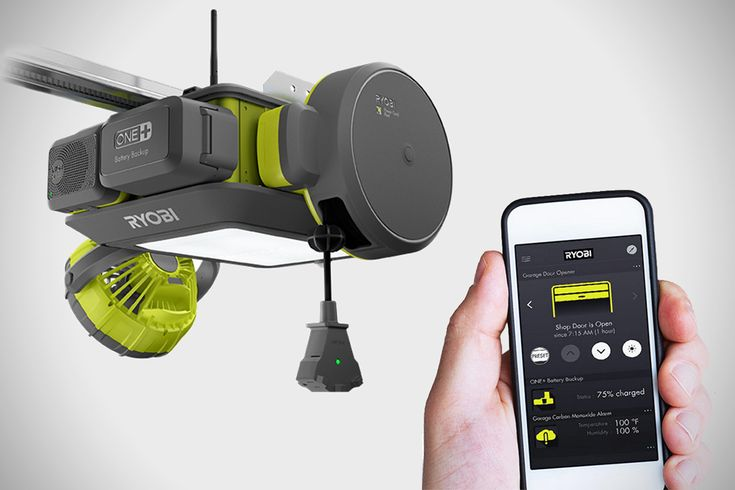 Ryobi Ultra-Quiet Garage Door Opener 0