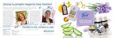 Catálogo Just: Productos Suizos Naturales para el Cuerpo y la Mente